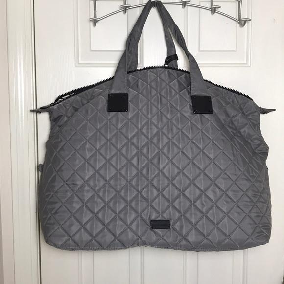 Steve Madden Bags Nwt Quilted Weekender Bag Poshmark